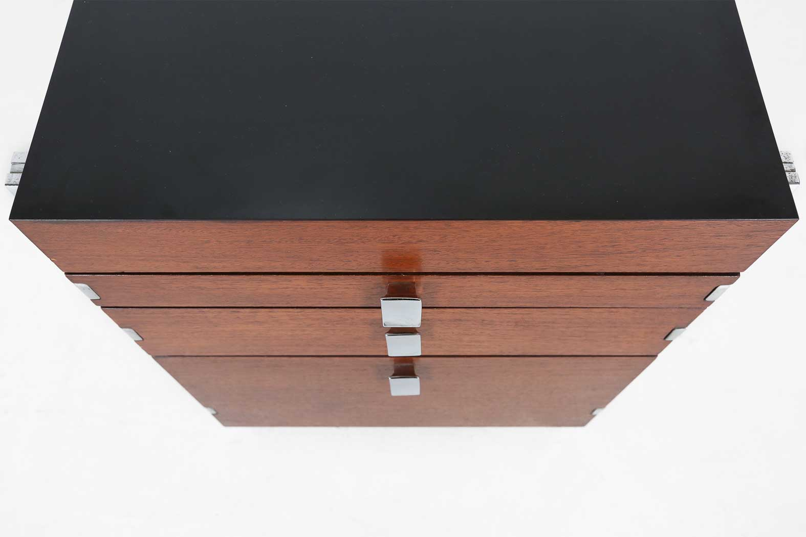 Chest of drawers by Jules Wabbes for  Mobilier Universel thumbnail