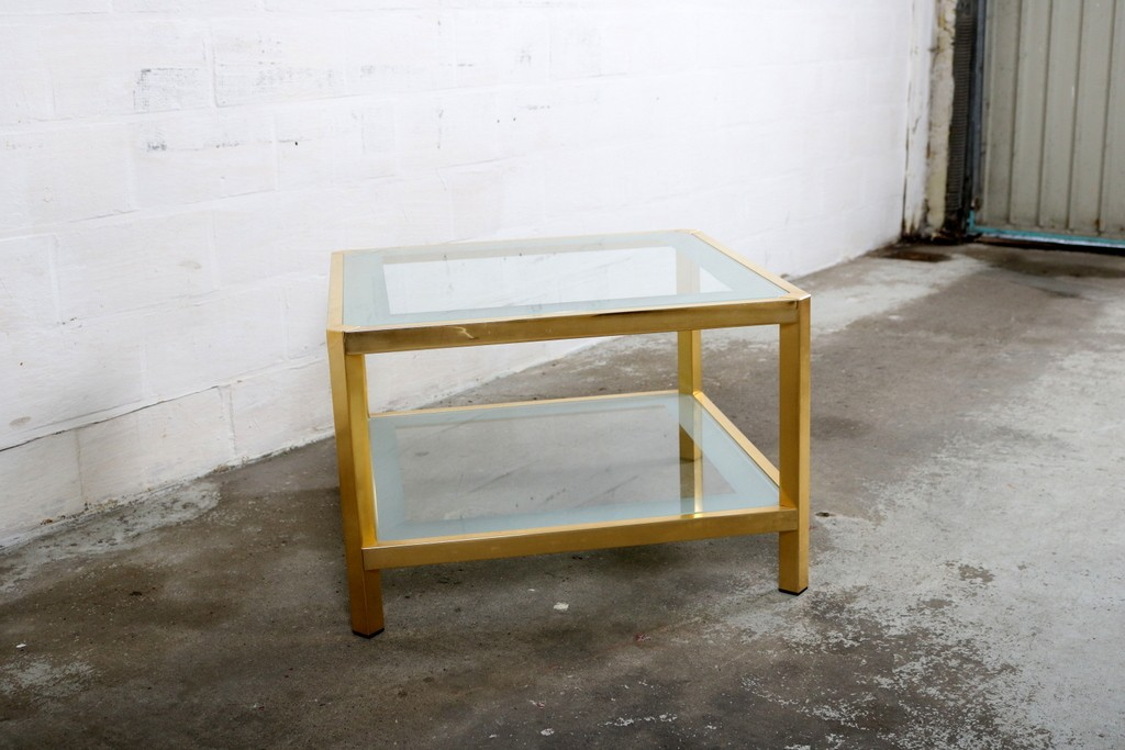 Gilded coffee table by Fedamthumbnail