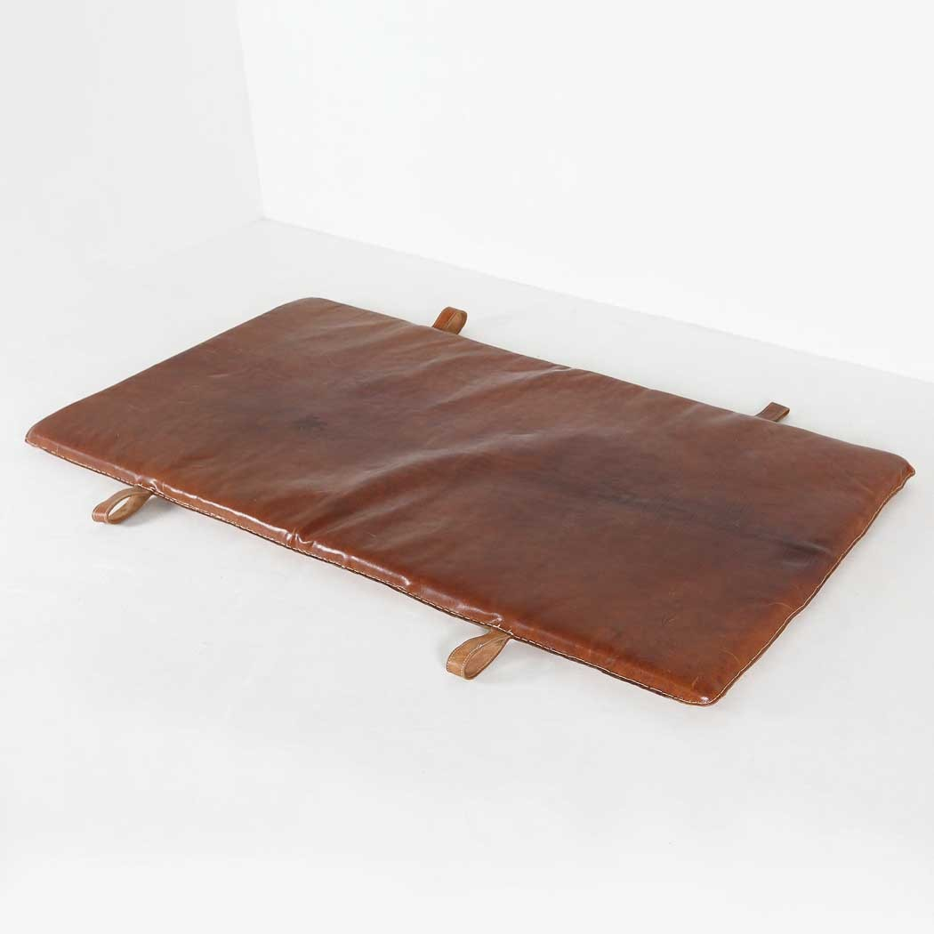 Leather gym mat Ca.1930thumbnail