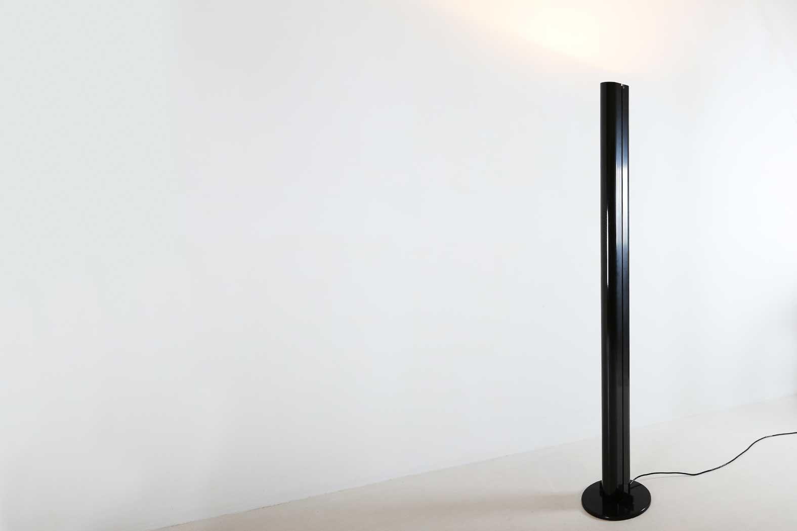 Artemide lamp Magaron by Gianfranco Frattini 1979thumbnail