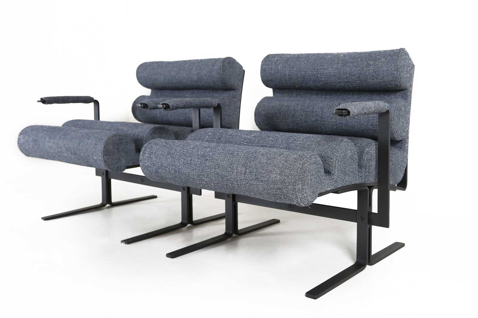 Joe Colombo Roll chairs 1964
