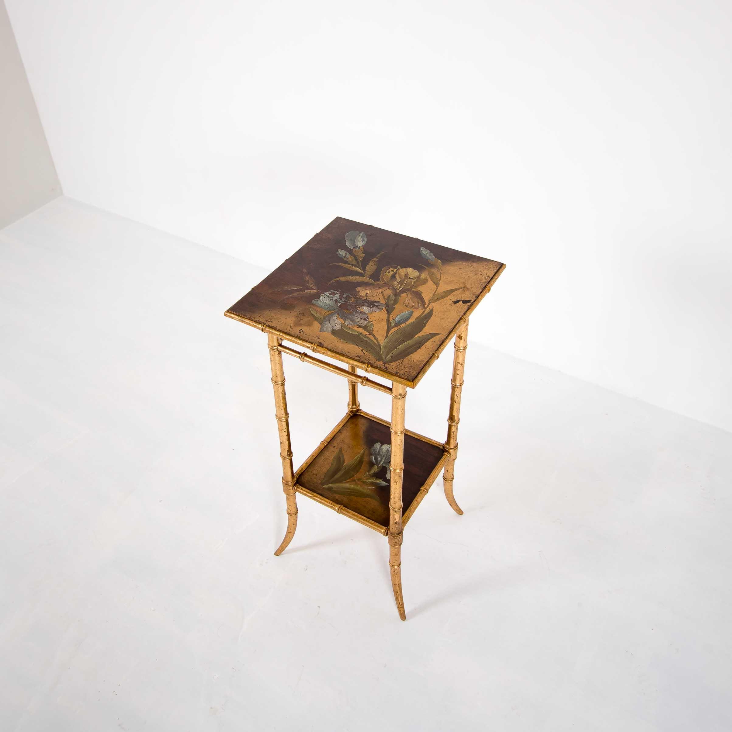 Art Nouveau side tablethumbnail