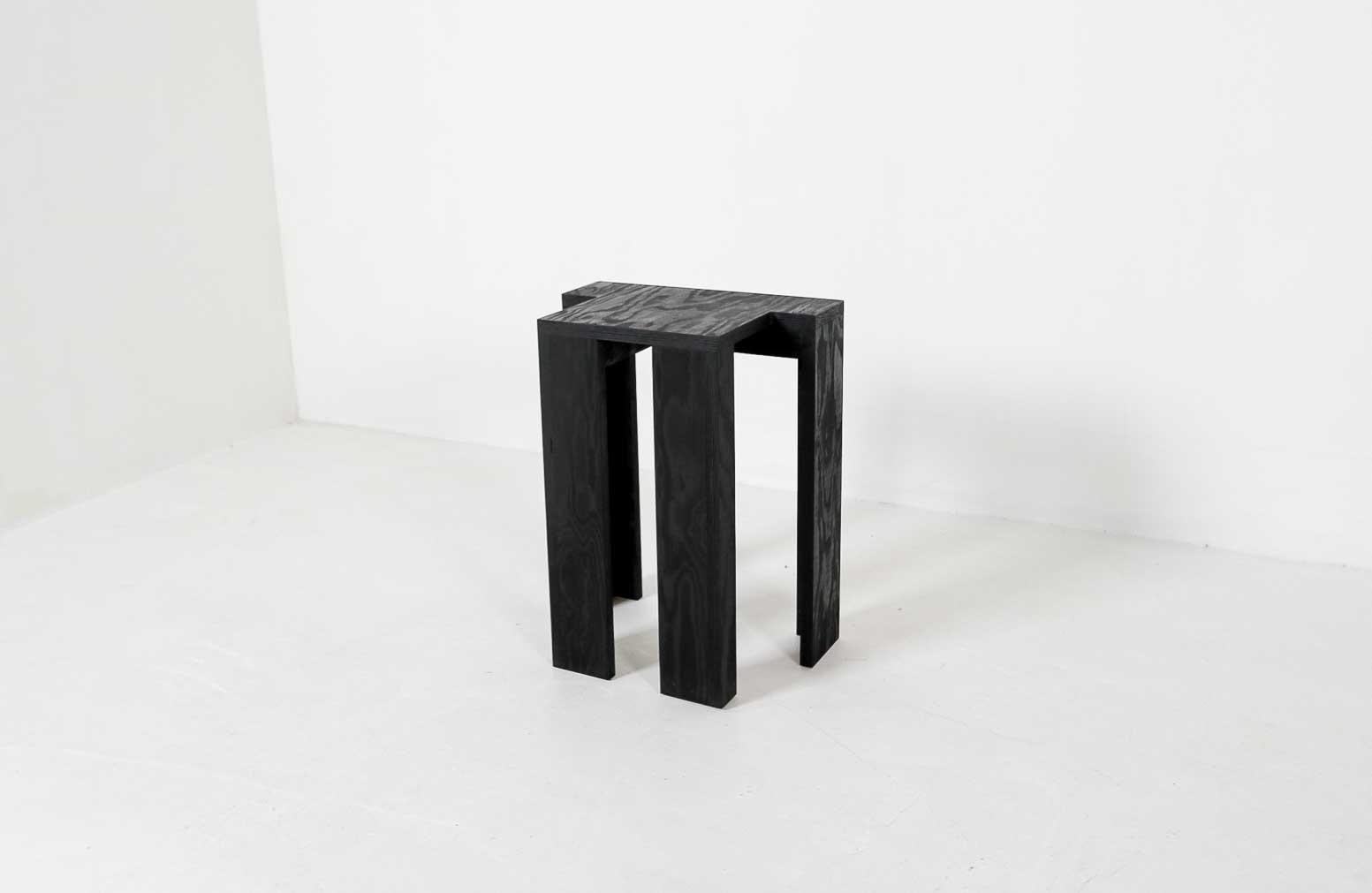 Stackable stools by Bram Vanderbekethumbnail