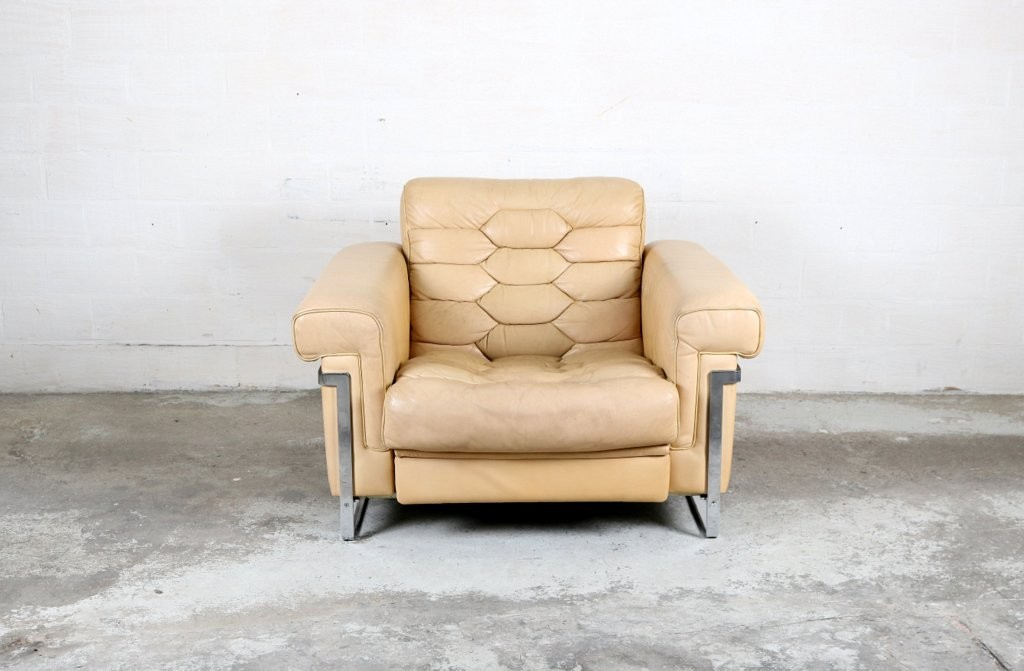 Club chair by Robert Haussmann for De Sede thumbnail