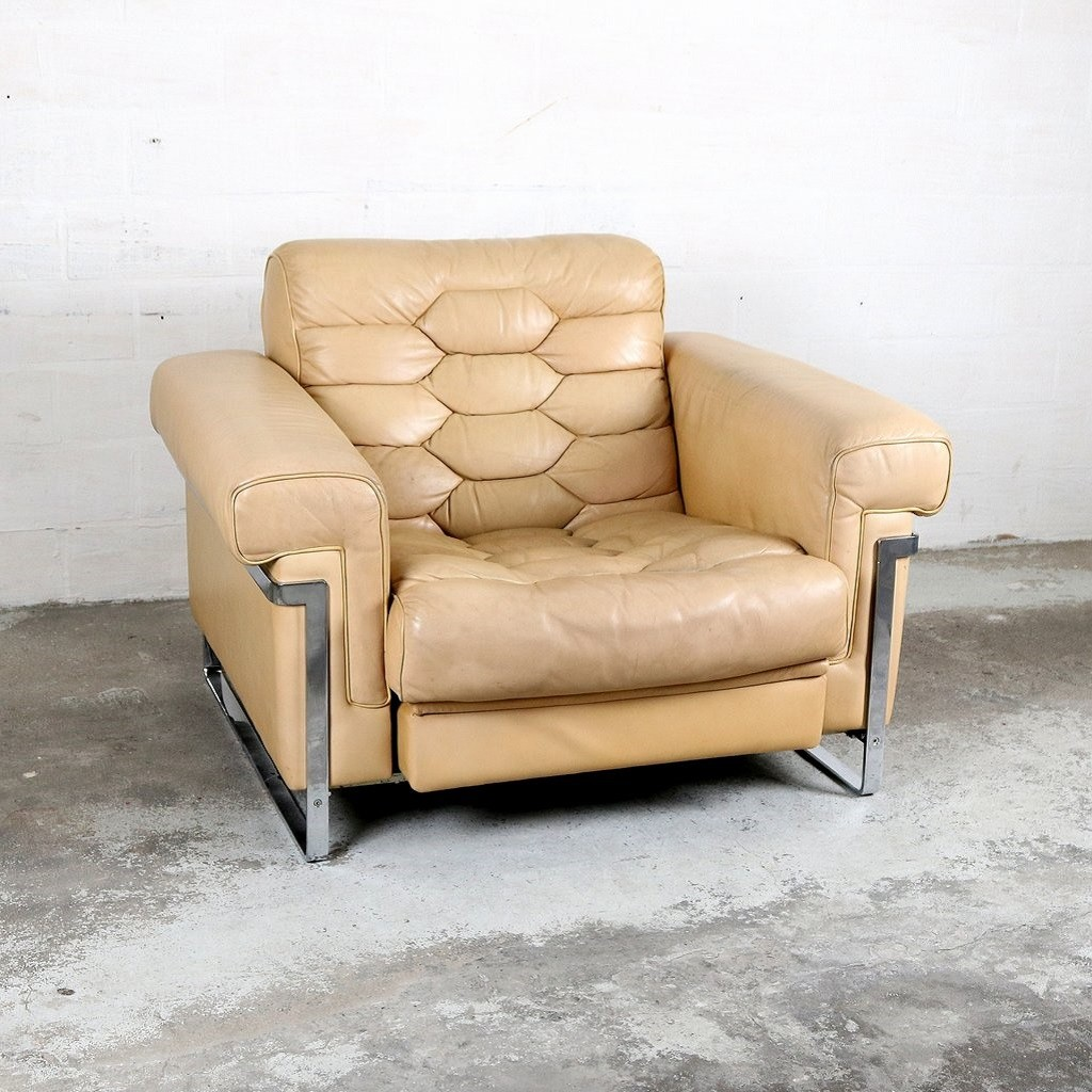 Club chair by Robert Haussmann for De Sede