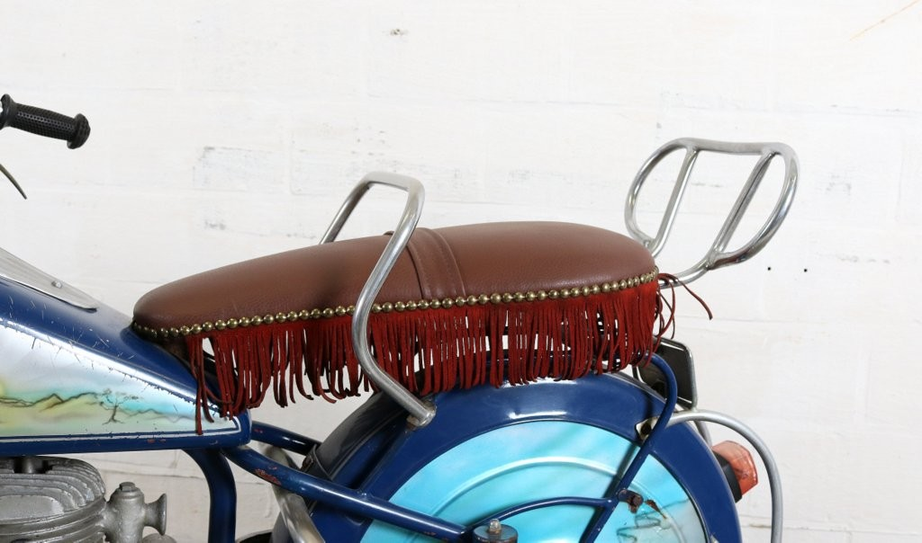 Carousel motorcycle Indian by Lenaertsthumbnail