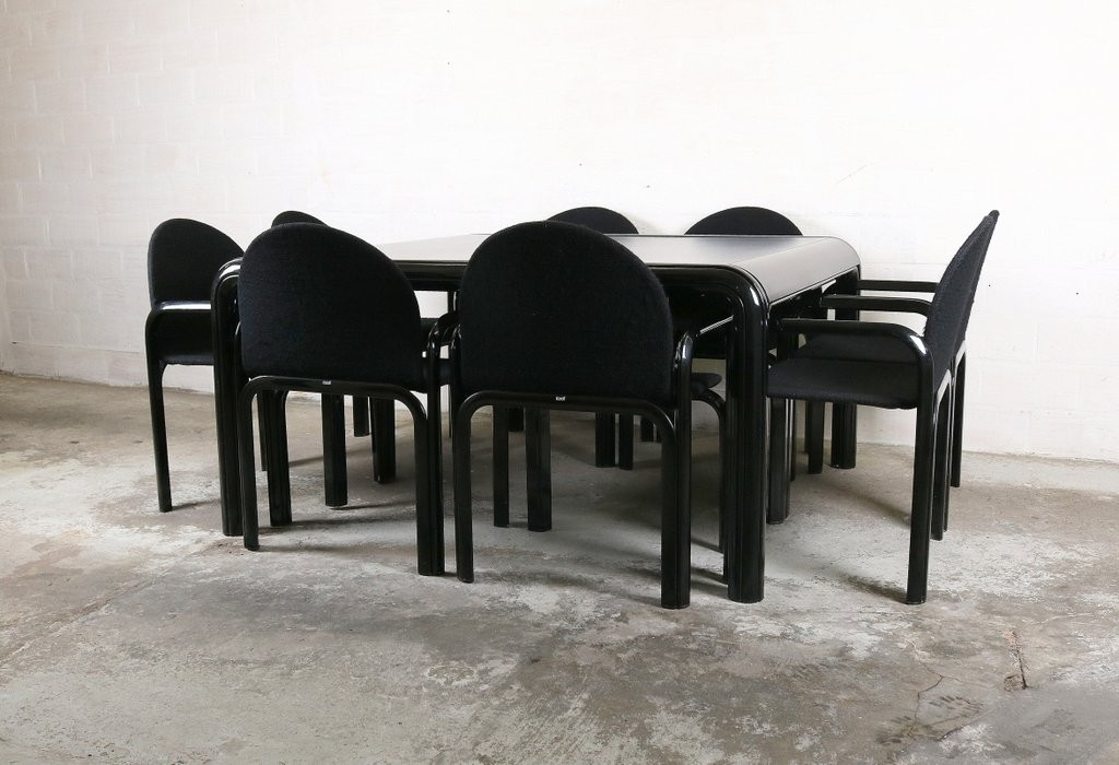 Gae Aulenti Dining set for Knollthumbnail