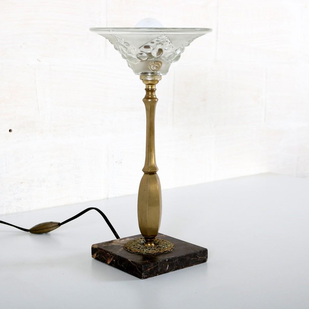 Art deco table lamp. Ca.1920thumbnail